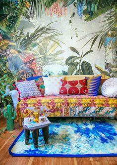 A Bohemian Lifestyle blog by Justina Blakeney