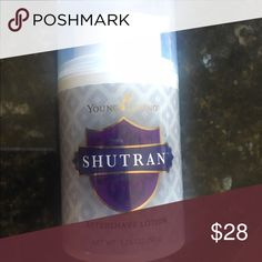 Young Living Shutran Aftershave lotion new sealed Other