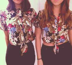 7104a7d2aa Snap! The girls at  TopshopHQ are spreading some serious tropical love  today.