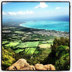 Mariners Ridge hike. Oahu, Hawaii