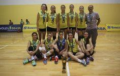 É campeão! MS conquista o título brasileiro de vôlei feminino sub-19