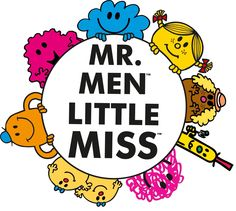 New Personalised  Little Miss Stubborn Mr Men  Boys-girls Of All Ages Free P&p At All Costs Clothes, Shoes & Accessories