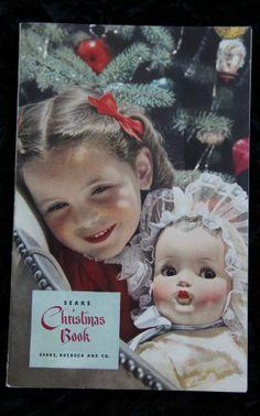 Sears Christmas Book Catalog 1942 Vintage Christmas Catalogs, Christmas Books, Christmas And New Year, Vintage Christmas, Christmas Ornaments, Book Catalogue, Holiday Decor, Christmas Jewelry, Christmas Decorations