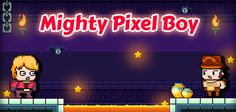 Mighty Pixel Boy - retro arcade all'ennesima potenza!