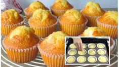 Zaručene najlepšie muffiny na svete: To cesto z kyslej smotany je také nadýchané a výborné, že nepotrebuje už nič pridávať!