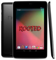 Once Click Root Nexus 7