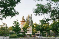 Hacienda Zorita (Salamanca), un lugar rodeados de viñedos con unos preciosos jardines y una luz espectacular