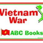 Vietnam War ABC Book Project for Grades 4-9  $4 Students create an ABC book about the Vietnam War, in these parts:  {1} brainstorm words and phrases throughout the unit, {2} choose an appropriate word or phrase for each letter (or group of letters), {3} write two complete sentences (with correct capitalization, punctuation, and spelling) explaining how it is related to the Vietnam War, {4} draw an illustration.