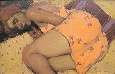 Malcolm LIEPKE....figurative painting