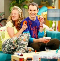 big bang theory scenes | the big bang theory johnny galecki kaley cuoco behind the scenes my ...