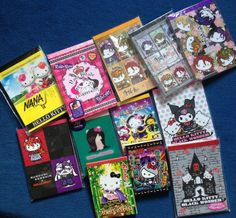 24 x Alternative Hello Kitty Sanrio Gotochi / Japan by ChristiMari