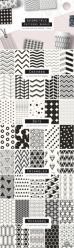 Geometric Patterns - vol1 - 716282