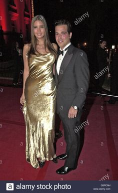 Washington, DC. 16th Jan, 2012. Ivanka Trump, 19, and her boyfriend, Greg Hirsch attend the Bloomberg party following the 2001 White House Correspondents