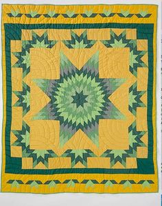 A Spectacular Collection of Native American Quilts | Arts & Culture | Smithsonian