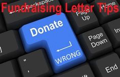 Fundraiser Help: Five Fundraising Letter Tips - When writing a fundraising letter, there are five things you must do to get more donations.