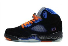 new style 30f08 17692 Air Jordan 5 Retro Sue Black Blue Orange Offres De Noël, Price   88.00 -  Reebok Shoes,Reebok Classic,Reebok Mens Shoes