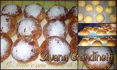 PAN-CIOCC FONDENTI CON IL BIMBY Hamburger, Plum, Muffin, Eggs, Bread, Fruit, Breakfast, Biscotti, Food