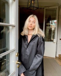 Hello my Bombshells! Elsa Hosk, Vs Models, Models Off Duty, Model Look, Fashion Beauty, Womens Fashion, Fashion Fashion, Fashion Ideas, Winter Fashion