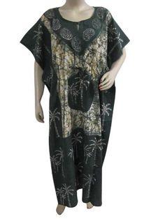 Women Cotton Kaftan Batik Print Kimono Sleeves Caftan Patio Resort Wear Kaftans Mogul Interior,http://www.amazon.com/dp/B00CYDG8Z2/ref=cm_sw_r_pi_dp_lx3OrbE6B0F34C97