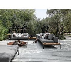 Buy Gloster Grid Outdoor Furniture Online at johnlewis.com