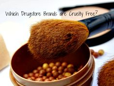 A list of some drugstore brands that are cruelty free!!