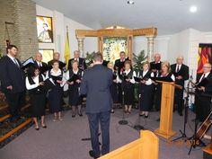 The Choir: Zemlja, morje, vsa narava...