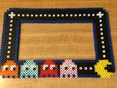 This instructables will teach you all of the important steps to making a frame out of perler beads. These steps can also be followed to make any larger perler...