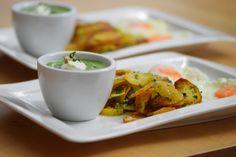 Spinat mit Spiegelei und Kartoffeln nach Art von Sarlat: Diese Kombination mit Ei und Erdäpfeln nach Art von Sarlat ist so gut, dass man sie nicht nur zu Ostern essen will.