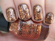 Sephora by OPI | Don't be Eggnog-ious | LUUUX