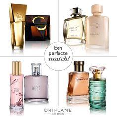 Oriflame Parfum..