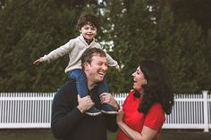 About Time Photography | Lifestyle Photography | Family Photographer: A Fun Backyard Fall Family Session