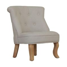 this wonderful Natural Cabrio Antique French Style Mini Chair is part of our stunning range of French seating Girls Furniture, French Furniture, Antique Furniture, Furniture Design, Shabby Chic Chairs, Shabby Chic Furniture, Mini Cabrio, Beige Room, Mini Chair