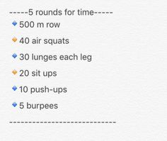 Youve gotta try this awesome high intensity total body workout!!! beat my time 39:49 via @simplefitfoodie