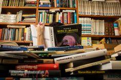 """""""Inmersa en el mundo de la lectura"""". Autora:  Eva Jiménez Ruiz"""