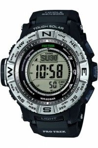 Casio Protrek Watches - Designed for Durability. Casio Protrek - Developed for Toughness Forget technicalities for a while. Let's eye a few of the finest things about the Casio Pro-Trek. Men's Watches, Sport Watches, Cool Watches, Watches For Men, Luxury Watches, Citizen Watches, Wrist Watches, Field Watches, Black Watches