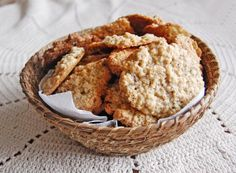 Galletas de plátano con avena / Banana and oatmeal cookies