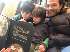 Tom and Shep really can't get enough of my sisters new book!! And, as a parent, i LOVE the message!!! Yall can still get your own in time for the holidays on Amazon!! It's a GREAT gift for your kids and nieces and nephews!! www.padaleckistudio.com