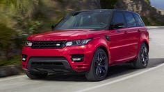 Nuova Range Rover Sport HST