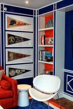Great boys room by Matthew Patrick Smyth
