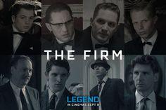 Legend - September 2015 #TomHardy