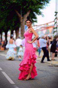 En la Feria, (Nuria Cobo, Sevilla)