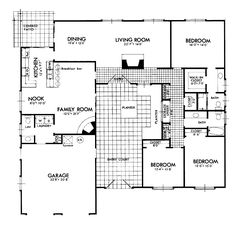 36 Breezeway Dogtrot House Plans Ideas House Plans How To Plan Monster House Plans