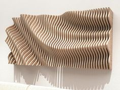 Phoenix Panno 3D Parametric Sectioned Wall Fixture