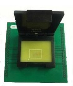 VBGA11P5 is UP828 chip adapter special for iPhone 4s 5 5C 5S. UP828 VBGA11P5 Chip Adapter support all iPhone 5 4S 5C 5S, IC:2270L U16X 21916 U16X. VBGA11P5 socket adapter works on UP828 UP818 programmer.