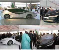 صور: شاهد السيارة الليبية التي يقدر سعرها بمليون يورو #سيارات #تيربو_العرب #صور #فيديو #Photo #Video #Power #car #motor #طائرات #محركات #دراجات