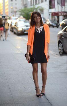 Elements of Style Blog   Fashion Friday: Neutral Uniform   Investment Necklace   http://www.elementsofstyleblog.com