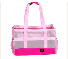 Enjoying Doggie Carriers Soft Sided Tote Bag Cat Carrier Puppy Breathable Handbag 2 Color -- Continue to the product at the image link. (This is an affiliate link and I receive a commission for the sales) #MyPet
