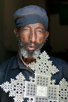 Ethiopian cross. Photo credit: Sean Winslow