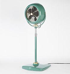 Vornado V-Fan Pedestal Fan Green A5154