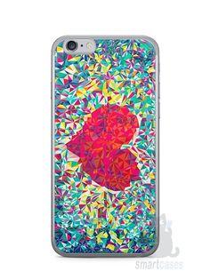 Capa Iphone 6/S Coração Pintura - SmartCases - Acessórios para celulares e tablets :)